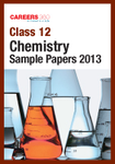 Class 12 CBSE Board Exam 2013 Chemistry Sample Paper