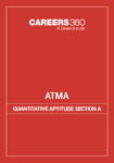 ATMA Quantitative Aptitude section A