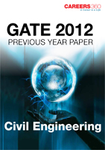 GATE 2012 Civil Engineering Previous Year Paper