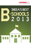 India's Best B-schools 2013