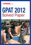 GPAT 2012 Solved Paper