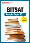 BITSAT 2011 Sample Paper