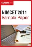 NIMCET Sample Paper 2011