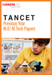 TANCET Previous Year Paper for M.E/M.Tech