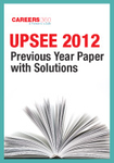 UPSEE 2012 Previous Year Paper