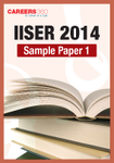 IISER 2014 Sample Paper 1