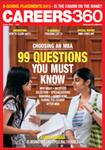 Careers360 October 2013 Magazine