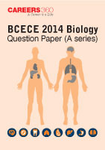 BCECE 2014 Biology Question Paper (A Series)