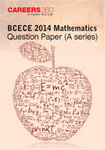 BCECE 2014 Mathematics Question Paper (A Series)
