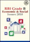 RBI Grade B - Economic & Social Issues 2010