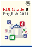 RBI Grade B - English 2011