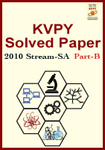 KVPY Solved Paper 2010 Stream-SA Part B