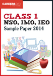 Class 1 NSO, IMO, IEO Sample Papers 2014