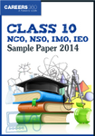 Class 10 NCO, NSO, IMO, IEO Sample Papers 2014