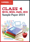 Class 4 NCO, NSO, IMO, IEO Sample Papers 2014