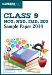 Class 9 NCO, NSO, IMO, IEO Sample Papers 2014