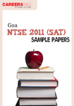 Goa NTSE 2011 (SAT) Sample Papers