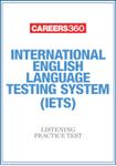IELTS Listening Practice Test 2014
