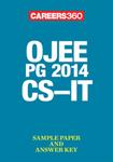 OJEE PG 2014 CS -IT  Sample Paper & Answer Key