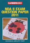 NDA II exam question paper 2011- General Ability Test