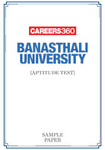Banasthali University Aptitude Test 2015 Sample Papers