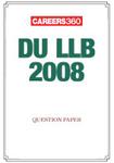DU LLB 2008 Sample Paper
