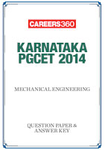 Karnataka PGCET 2014 Mechanical Engineering Question Papers & Answer Keys