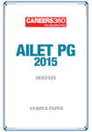 AILET PG Sample Paper
