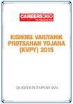 KVPY 2015 Question Papers (SA)