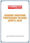 KVPY 2015 Question Papers (SA)