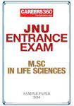 JNU Entrance Exam - M.Sc in Life Sciences Sample Paper - 2014