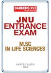 JNU Entrance Exam - M.Sc in Life Sciences Sample Paper - 2014