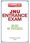 JNU Entrance Exam - M.Sc in Physics Sample Paper - 2014