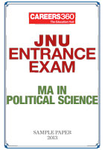JNU Entrance Exam - MA in Political Science Sample Paper -2013