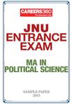 JNU Entrance Exam - MA in Political Science Sample Paper -2013