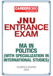 JNU Entrance Exam - MA in Politics (with Specialization in International Studies) Sample Paper - 2014