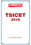 TSICET 2015 Question Paper
