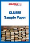 KLUEEE Sample Paper