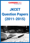 JKCET Question Papers (2011-2015)