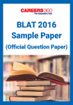 BLAT Sample Paper 2016