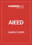 AIEED Sample Papers