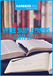 VITEEE Sample Papers (2011-2017)