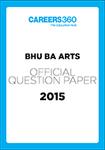 BHU B.A. Arts Sample Paper 2015