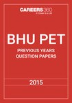 BHU PET Previous Years Question Papers -2015