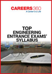 Top Engineering Entrance Exams Syllabus