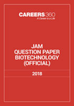 JAM Bio Technology Sample Paper 2018