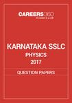 Karnataka SSLC Physics Question Paper 2017