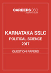Karnataka SSLC Political Science Question Paper 2017