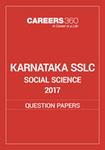 Karnataka SSLC Social Science Question Paper 2017
