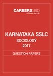 Karnataka SSLC Sociology Question Paper 2017